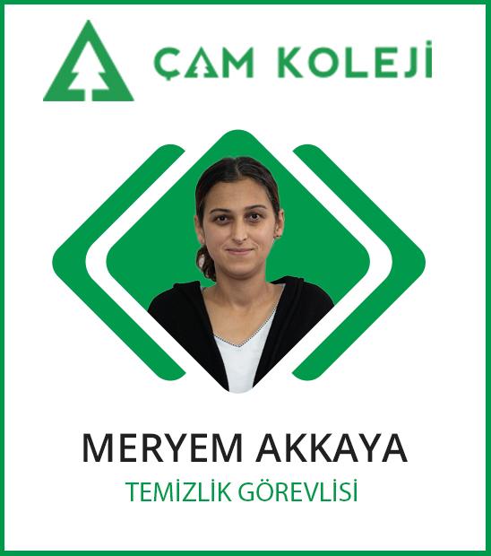 Meryem Akkaya